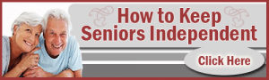 How to Keep Seniors Indeependent