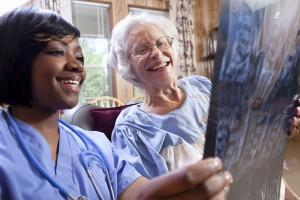 ElderCare at Home - Patient and Caregiver