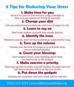 8 Tips for Reducing Your Stress