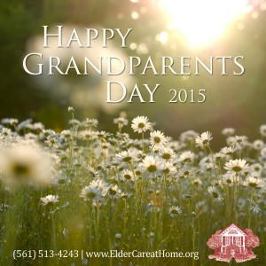Happy Grandparents Day 2015