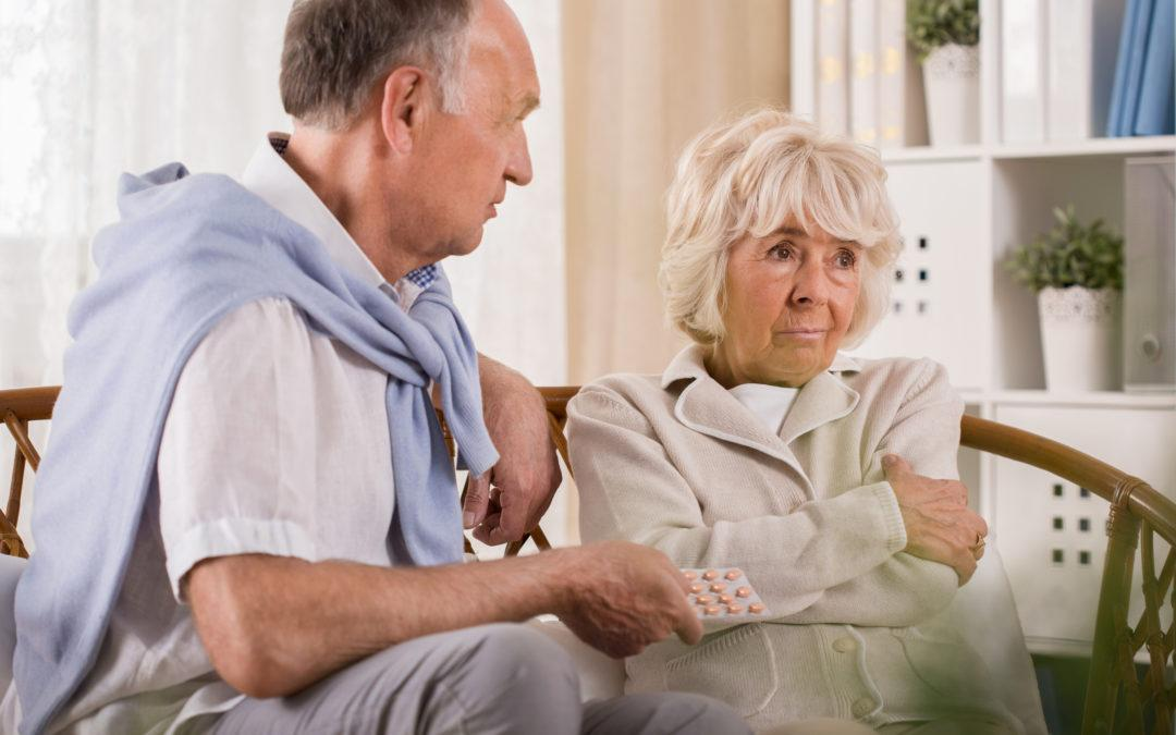 Tuesday Tips for Caregivers ~ Caring for Someone With Dementia