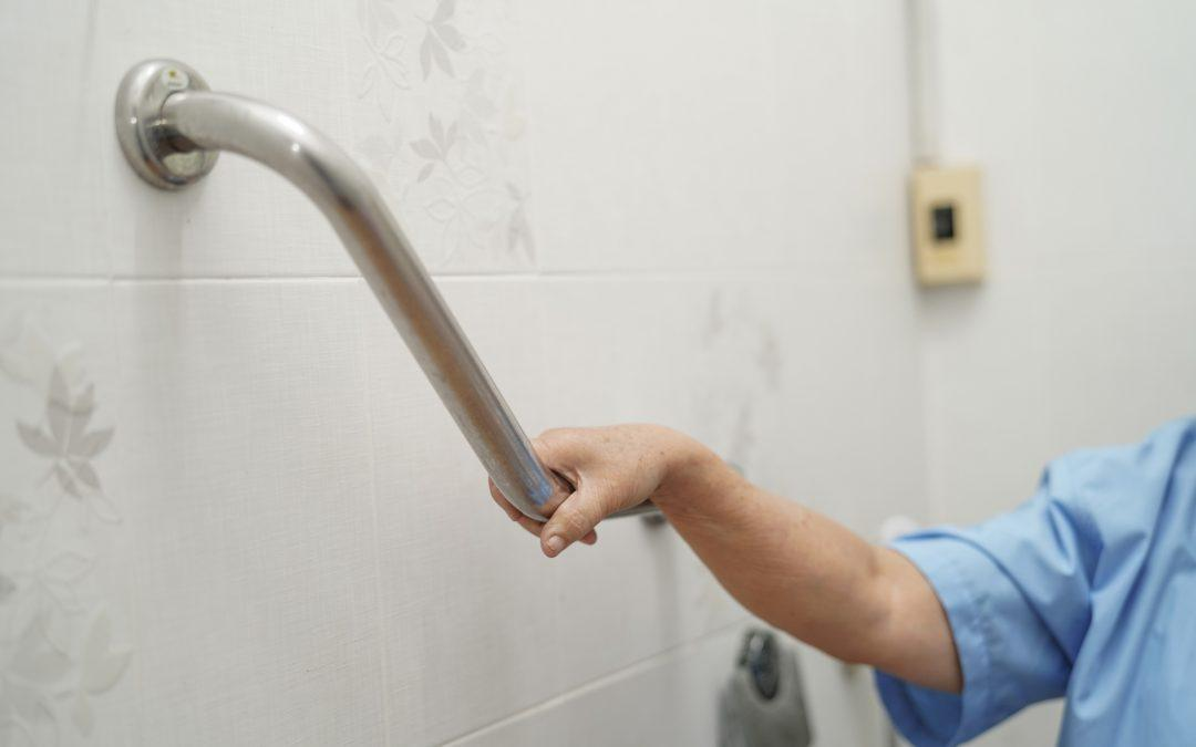 Shower Safety for Seniors