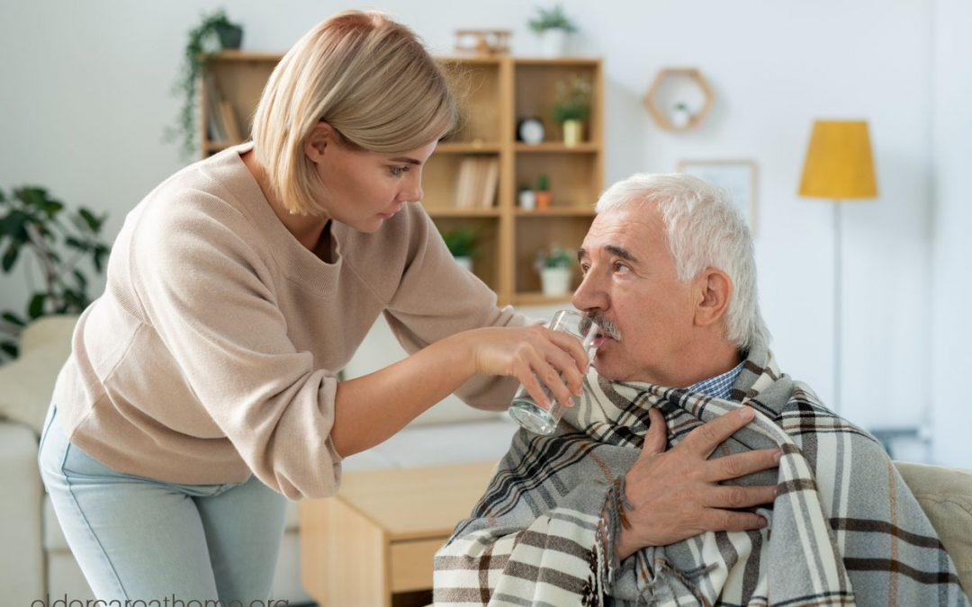 Tuesday Tips for Caregivers ~  COVID-19 Five Tips for Family Caregivers