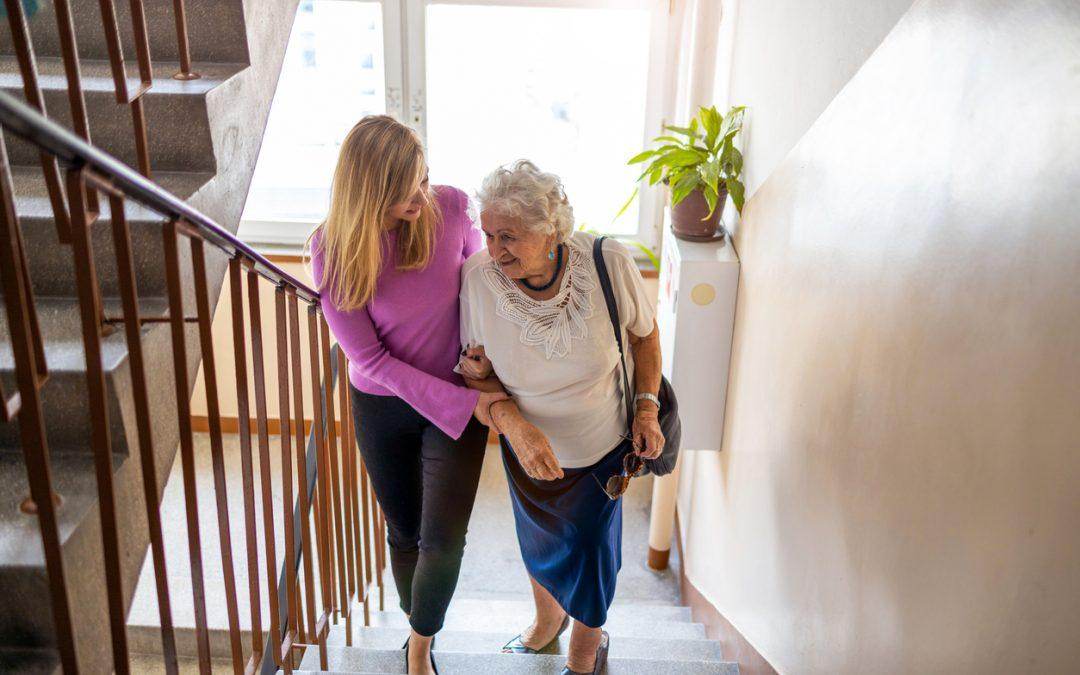 Tuesday Tips for Caregivers ~ Mobility Issues & Activities for Aging Adults